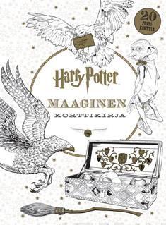 Harry Potter - Maaginen korttikirja