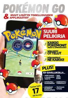 Pokemon Go & muut lisätyn todellisuuden applikaatiot