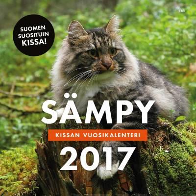 Sämpy - Kissan vuosikalenteri 2017