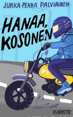 Kansikuva Hanaa, Kosonen.
