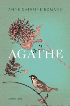 Teoksen Agathe kansikuva