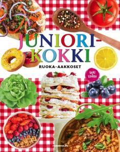 Kansikuva juniorikokki/ruoka-aakkoset