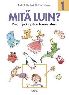 Mitä luin? 1