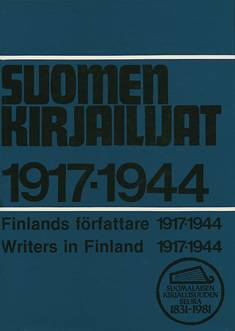 Suomen kirjailijat 1917-1944