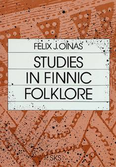 Studies in finnic folklore