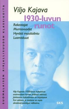 1930-luvun runot