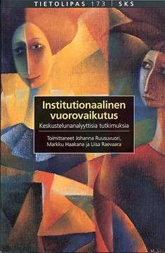 Institutionaalinen vuorovaikutus