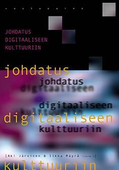 Johdatus digitaaliseen kulttuuriin