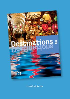 Destinations 3 Luokkaäänite