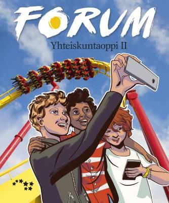Forum yhteiskuntaoppi II