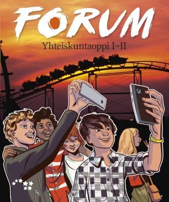 Forum yhteiskuntaoppi  I-II