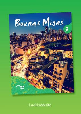 Buenas migas 3 Luokkaäänite (2 cd)