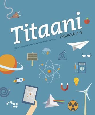 Titaani fysiikka 7-9