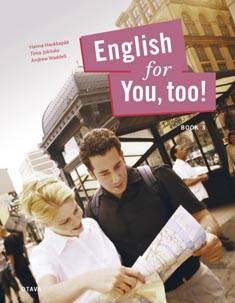 English for you, too! book 3
