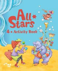 All Stars 4 Activity Book