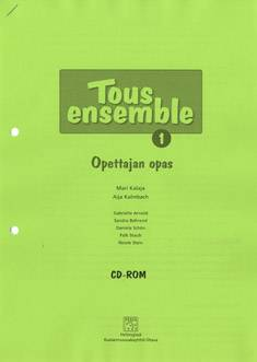 Tous ensemble 1 (+cd-rom)
