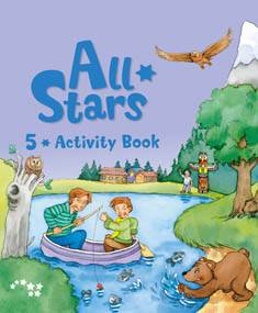 All Stars 5 Activity book