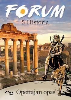 Forum 5 historia opettajan opas