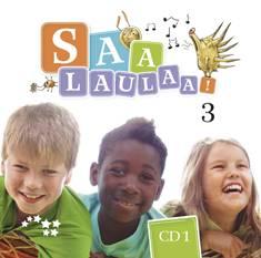 Saa laulaa! 3 cd 1