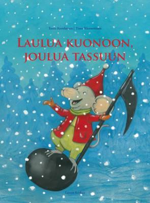 Laulua kuonoon, joulua tassuun (+cd)