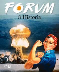 Forum 8 historia lärobok