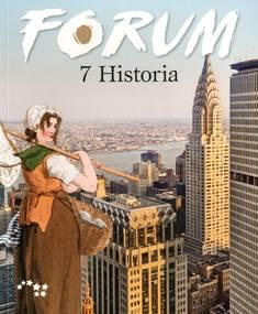 Forum 7 historia lärobok