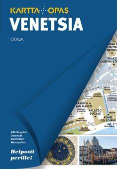 Venetsia Kartta Opas