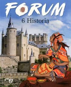 Forum 6 historia lärobok