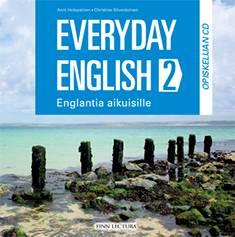 Everyday English 2 opiskelijan CD