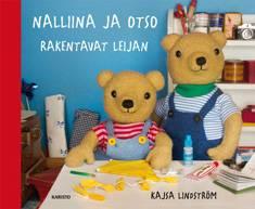 Nalliina ja Otso rakentavat leijan