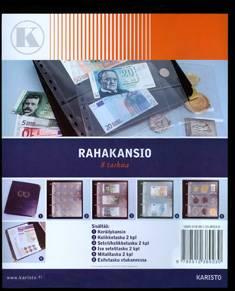 Rahakansio (270x325 mm, 8 taskua)
