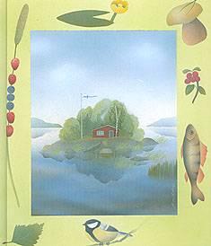 Mökkikirja Aalto (185 x 220 mm, 120 sivua)