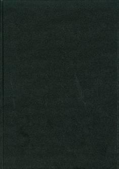 Muistikirja Musta Miradur (A4, 192 sivua, suoraviivainen)