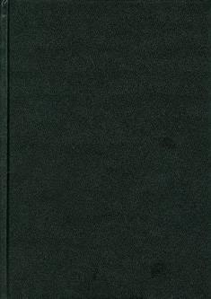 Muistikirja Musta Miradur (A5, 192 sivua, suoraviivainen)