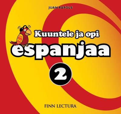 Kuuntele ja opi espanjaa 2 USB-tikku