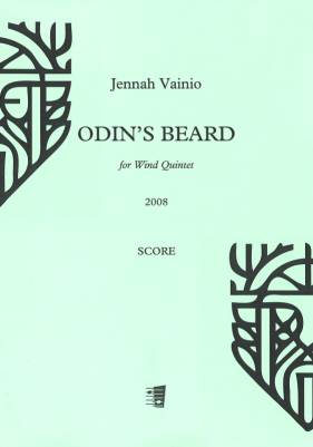 Odin's Beard for Wind Quintet