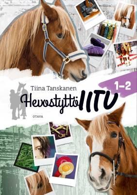 Hevostyttö Iitu 1-2