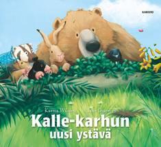 Kalle-karhun uusi ystävä