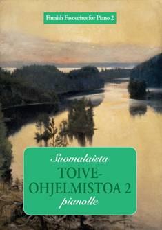 Suomalaista toiveohjelmistoa pianolle 2