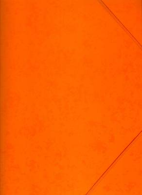 Kulmalukkosalkku A4, oranssi