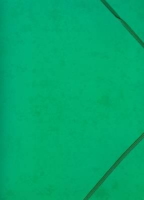 Kulmalukkosalkku A4, vihreä