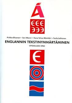 Englannin tekstinymmärtäminen
