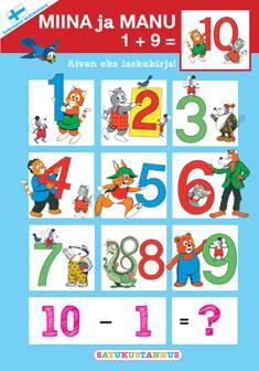 Miina ja Manu 1 + 9 = 10