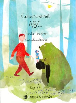 Colourclarinet ABC : kirja A