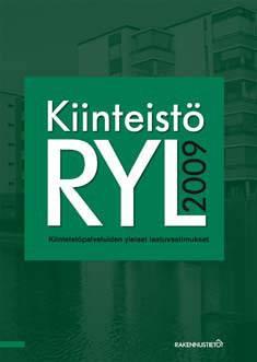 KiinteistöRYL 2009