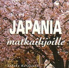 Japania matkailijoille CD