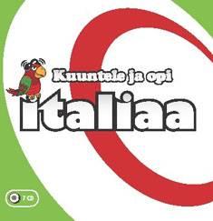 Kuuntele ja opi italiaa (7 cd)