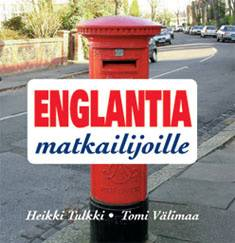 Englantia matkailijoille CD