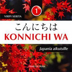 Konnichi wa 1 CD