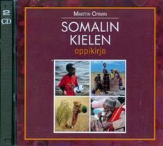 Somalin kielen oppikirja (cd)